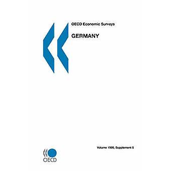 OECD: S ekonomiska undersökningar Tyskland 19981999 volym 1999 tillägg 5 av OECD Publishing