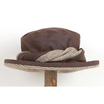 Jasmine Waxed Hat