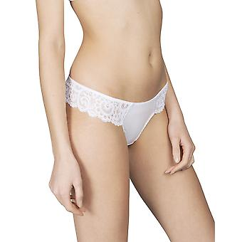 Maison Lejaby 13862 Women's Gaby Floral Lace Knicker Panty Tanga