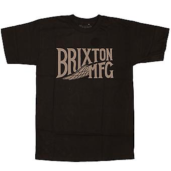 Brixton Coventry T-Shirt Black