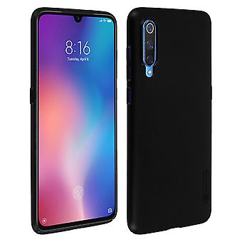 Frosted Shield Nillkin Set: Cover + screen protector for Xiaomi Mi 9 - Black