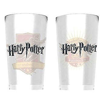 Harry Potter Quidditch Medium Glasses (2 Pack)