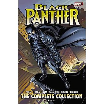 Black Panther by Christopher Priest - The Complete Collection Vol. 4 -