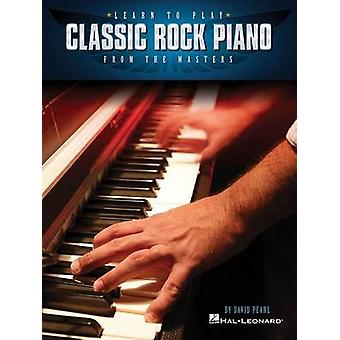 Learn to Play Classic Rock Piano from the Masters by David Pearl - 97