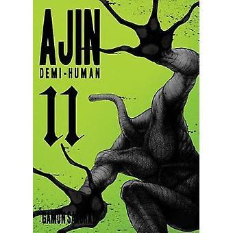 Ajin - Demi-human Vol. 11 by Gamon Sakurai - 9781945054693 Book