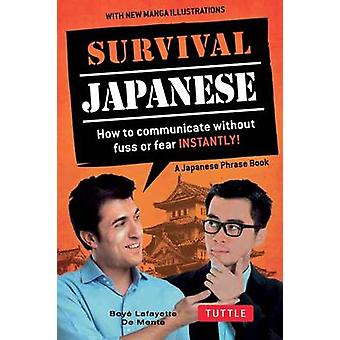 Survival Japanese - How to Communicate Without Fuss or Fear Instantly!