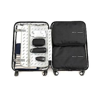 XD Design Comprimibile Travel Bag Organizzatore Nero (Unisex)