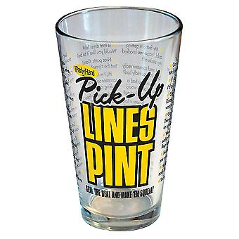 ICUP iPartyHard Pick-Up Lines Pint
