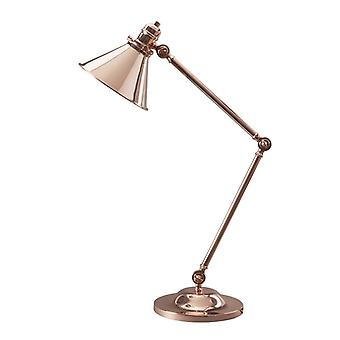 Provence tabell lampa