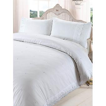Victoria Duvet Cover and Pillowcase Set