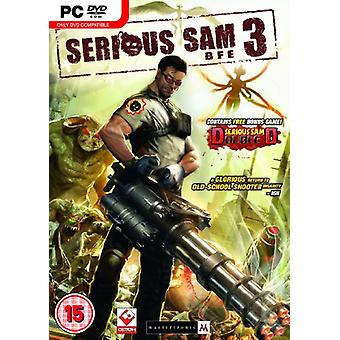 Serious Sam 3 (PC DVD)-in de fabriek verzegeld