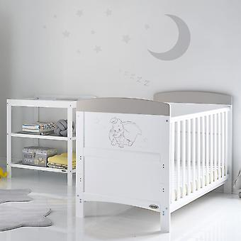 Obaby Disney Dumbo 2 Piece Room Set