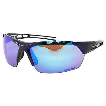 Rawlings 10237061.QTS 33 Mirrored Sunglasses Navy Blue