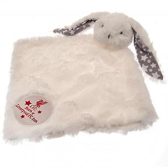 Liverpool Baby Comforter Rabbit