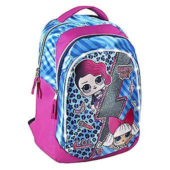 Artesania Cerda Mochila Casual Luces Lol Backpack - 47 cm - Pink
