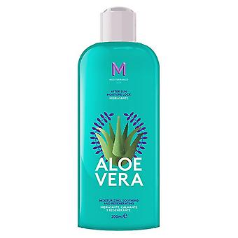 Lotion hydratante After Sun Aloe Vera Mediterraneo Sun (200 ml)