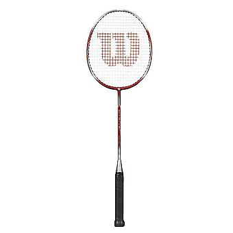 Wilson Attacker Badminton Racket Racquet White/Red