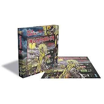 Rocksaws - killers - iron maiden - 500pc puzzle