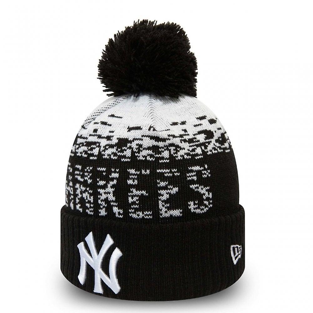 New Era Mlb New York Yankees Sport Knit