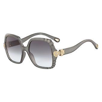 Chloe Vera CE746S 036 Dark Grey/ Grey Gradient Sunglasses Chloe Vera CE746S 036 Dark Grey / Grey Gradient Sunglasses