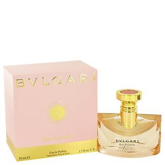 Bvlgari Rose Essentielle Eau De Parfum Spray By Bvlgari   441246 50 ml