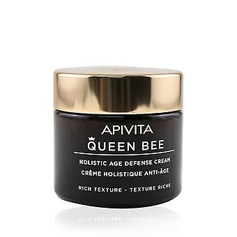 Apivita Queen Bee Holistic Age Defense Cream - Rich Texture - 50ml/1.69oz