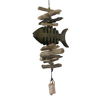 Knochen Fisch einzelne Cohasset Glocke