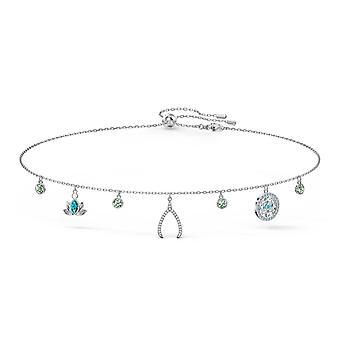 Swarovski halsband 5521449-Silver Silver hals halsband hänge kvinnors kristaller