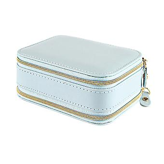 Double-sided Travel Box - Blue