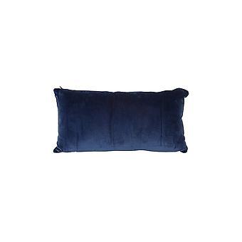 Light & Living Pillow 60x30cm Khios Velvet Dark Blue
