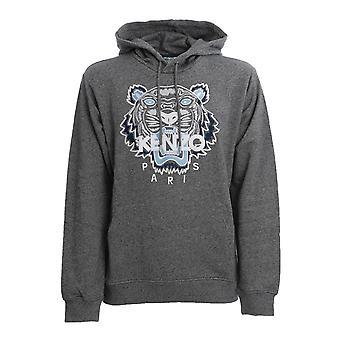 Kenzo Fa55sw4154xa98 Herren's grau Baumwolle Sweatshirt