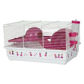Voltrega Käfig für Hamster 113BF (Kleine Tiere , Käfige & Parks)