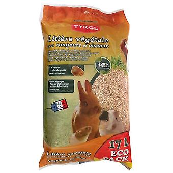 Tyrol Plant Litter Rodents 17L (Small pets , Bedding)