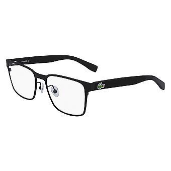 Lacoste L2249 001 Czarne okulary matowe