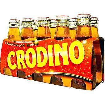 <p>crodino Alkoholfri Aperitiff-( 100 ml X 48 Flasker )</p>