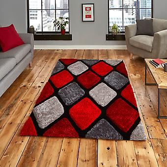 Noble House Rugs Nh9247 Grey Red