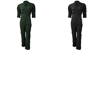 Dickies RedHawk Zip front Coverall rendszeres/Mens Workwear (db 2)