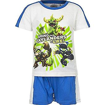 Skylanders outfit set top and shorts