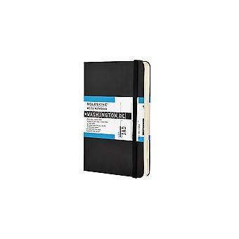 Moleskine city notebook washington