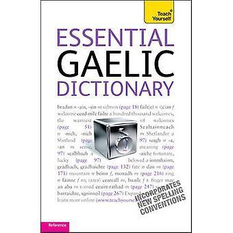 Essential Gaelic Dictionary Teach Yourself by Robertson & BoydMacdonald & Ian