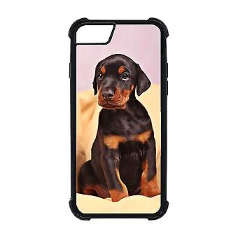 Dog Dobermann iPhone 7/8 Shell