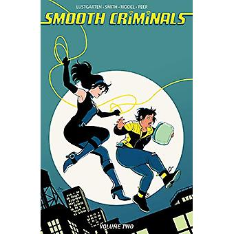 Smooth Criminals Vol. 2 by Kiwi Smith - 9781684154630 Book