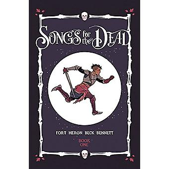 Songs for the Dead TPB Vol. 1 by Andrea Fort - 9781939424341 Book