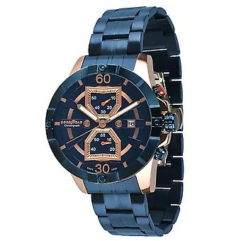 Goodyear - Wristwatch - Men - Quartz - G.S01227.02.04
