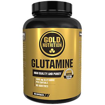 Gold Nutrition L-Glutamine 1000 mg 90 Capsules