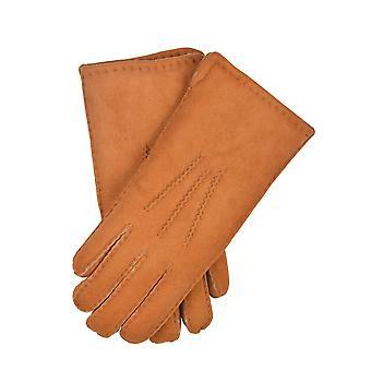 Elsa Sheepskin Gloves in Tan