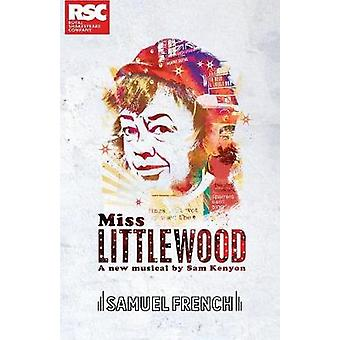 Miss Littlewood by Sam Kenyon - 9780573115622 Book