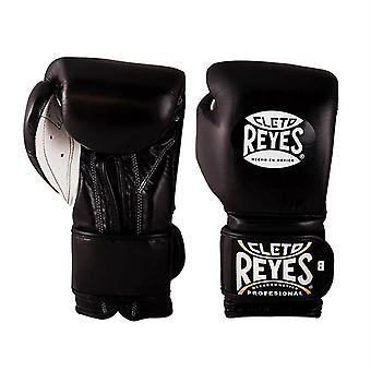 Cleto Reyes Velcro bokshandschoenen zwart
