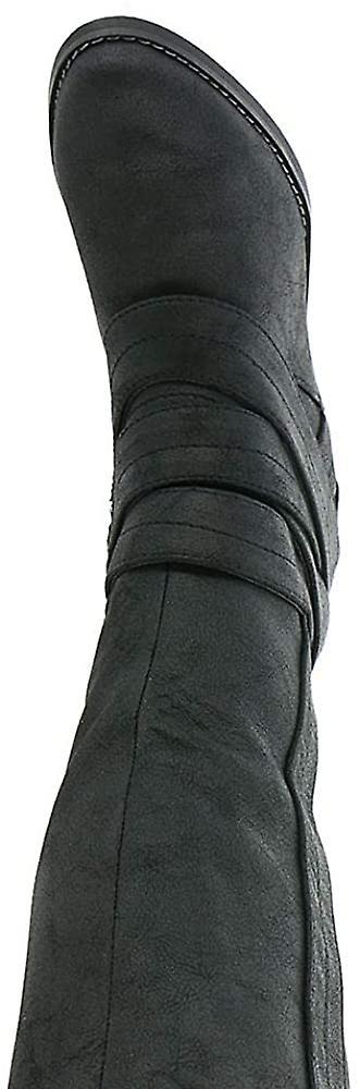 Niet beoordeeld Grover Women's Boot 7.5 B(M) US Black - Gratis verzending Kbm3R4