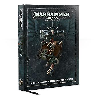 Warhammer 40,000 Rulebook (English), Warhammer 40,000, 40k, Games Workshop